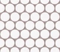 mozaiky | keramická mozaika | Grape | H KSR 21 – bílá - lesk
