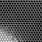 mozaiky | keramická mozaika | Hexagon | H HX 89/ B HX 89 – šestiúhledník - černá, lesk