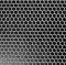 mozaiky | keramická mozaika | Hexagon | H HX 890/B HX 890 – šestiúhleník - černá, mat